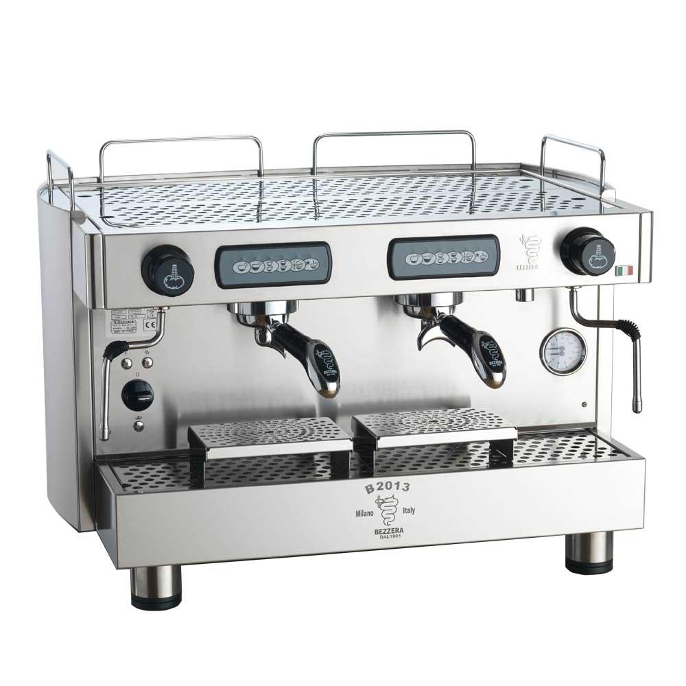 Bezzera B2013 2 Group Coffee Machine Specialists