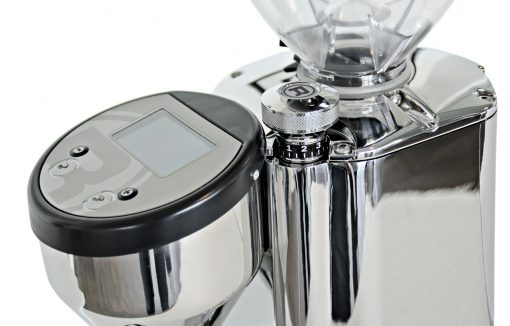 Rocket fausto coffee grinder display