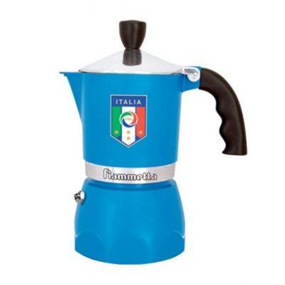 Bialetti Moka Fiametta Stove Top Italian (3 Cups)