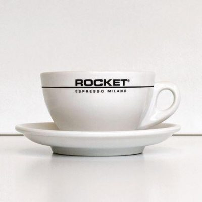 Rocket 180ml Cappuccino Cups