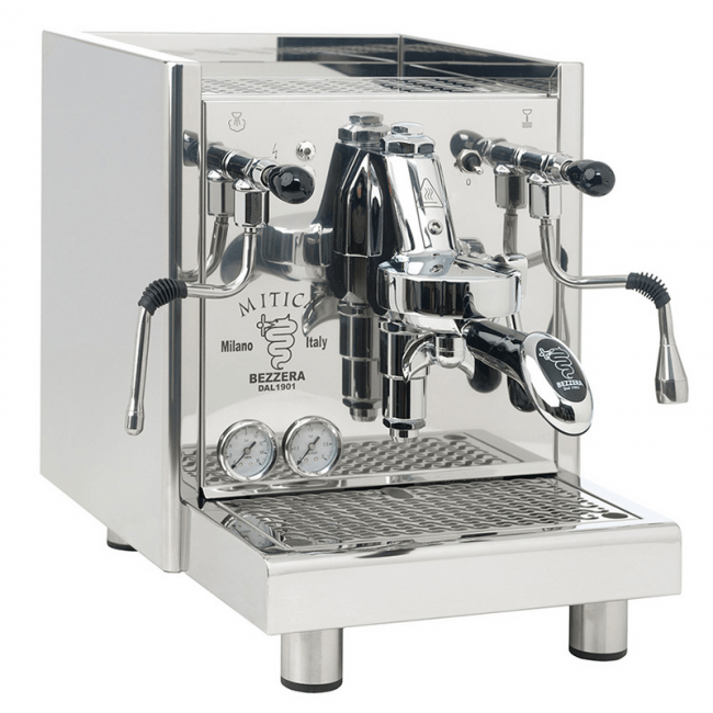 bezzera mitica top espresso machine coffee machine