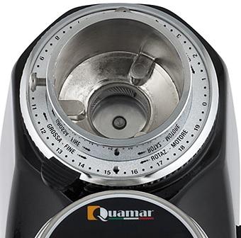Quamar Q50E Grinder