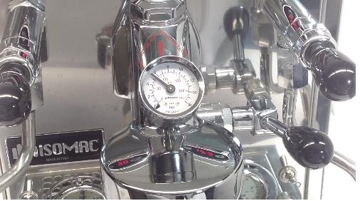 Isomac Pro Dual Boiler PID