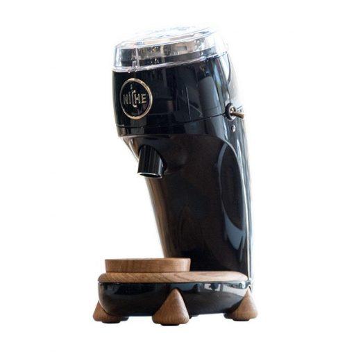 Niche Zero coffee grinder side