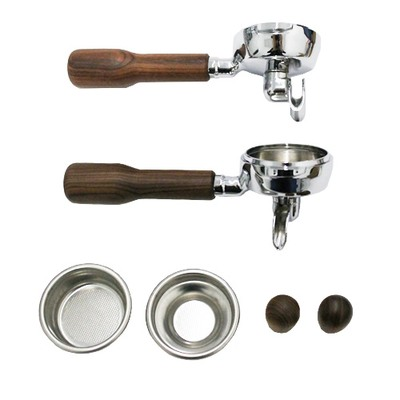 Bezzera Complete Handle Set Wooden Box