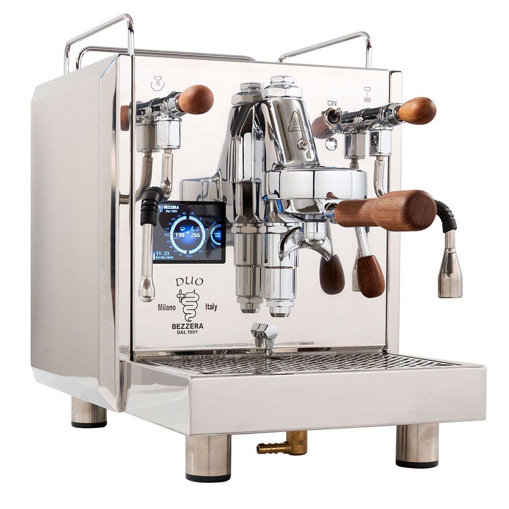 Bezzera Duo Manual Dual Boiler Coffee Machine Coffee