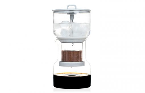cold coffee brewer grey