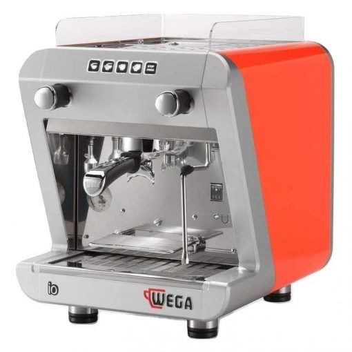 wega io coffee machine